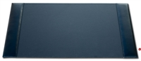 "Picture of Dacasso P1403 Black Bonded Leather Deskpad, 30"" x 18"""