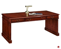 "Picture of DMI Keswick 7990-88 Traditional Veneer 72"" Executive Office Table Desk"
