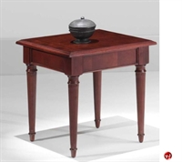 Picture of DMI Keswick 7990-10 Traditional Veneer Reception Lounge End Table