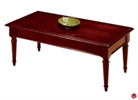 Picture of 53930 Traditional Veneer Reception Lounge Coffee Table