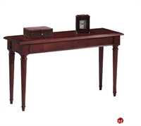 Picture of 53931 Traditional Veneer Reception Lounge Console Table