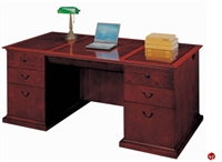 "Picture of 15414 Veneer 72"" Executive Office Desk"