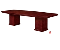 Picture of 40717 Veneer 10' Boat Shape Conference Table