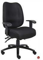 Picture of Boss Aaria ADID33 Office Task Chair, High Back Multi Function