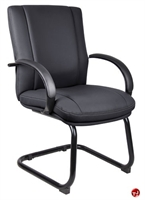Picture of Boss Aaria AELE40 Guest Side Reception Sled Base Chair