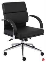 Picture of Boss Aaria B9406 Mid Back Managerial Office Conference Chair