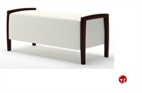 "Picture of Integra Coastal Contemporary Reception Lounge Lobby 72"" Bench"