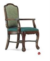 Picture of Flexsteel C1026 Guest Side Dining Arm Chair