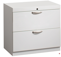 "Picture of 2 Drawer Trace Lateral File Storage Cabinet, Steel 30""W"