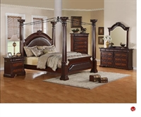 Picture of Crown Mark NEO Renaissance Traditional Bedroom Set