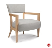 Picture of David Edwards Gotham Contemporary Reception Lounge Arm Chair