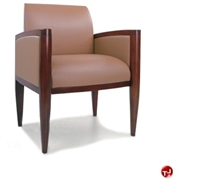 Picture of David Edward Gower Contemporary Reception Lounge Arm Chair