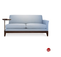 Picture of David Edward Elise Reception Lounge Lobby 3 Seat Tablet Sofa