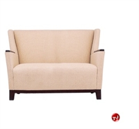 Picture of David Edward Aspen Reception Lounge Lobby 2 Seat Loveseat Sofa