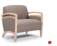 Picture of David Edward Bridgeport Reception Lounge Bariatric Arm Chair, 500 Lbs