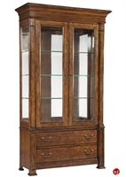 Picture of Hekman 1-1132  European Legacy Dining China Cabinet