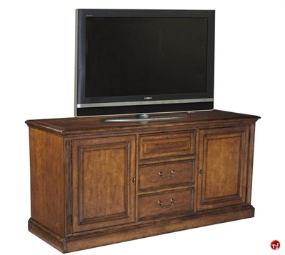 Picture of Hekman 1-1153 European Legacy Entertainment Console Storage Cabinet