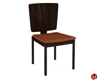 Picture of Agati Antrim Contemporary Guest Wood Stack Chair
