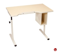 "Picture of POP 24"" x 40"" Height Adjustable Office Desk Computer Workstation"