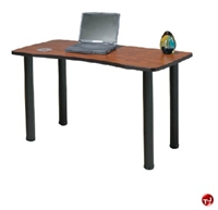 "Picture of QUARTZ 24"" X 42"" Computer Training Table"
