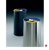 Picture of Magnuson Basic ECO 3 Openings Waste Basket Receptacle