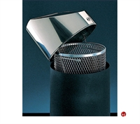 Picture of Magnuson Bilbao 13 Gallon Waste Basket Receptacle