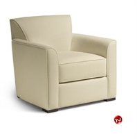 Picture of Martin Brattrud Augusta 370 Reception Lounge Club Arm Chair