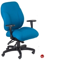 Picture of Milo 24/7 Mid Back Heavy Duty Office Swivel Task Chair