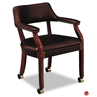 Picture of PAZ Guest Side Reception Traditonal Mobile Conference Chair