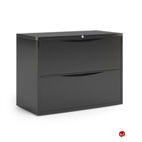 "Picture of 2 Drawer 36"" Lateral Steel File Cabinet"