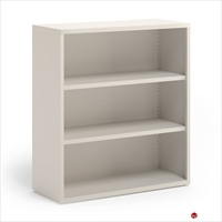 Picture of 3 Shelf Adjustable Steel Bookcase