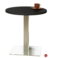"Picture of 30"" Round Cafeteria Dining Meeting Table"