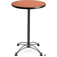"Picture of 30"" Round Cafeteria Dining Table"