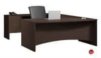"""Picture of 72"""" U Shape Laminate Office Desk Workstation"""