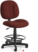 Picture of Armless Office Task Drafting Stool Chair
