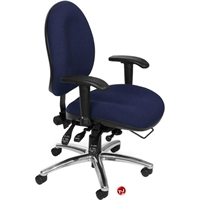 Picture of Big and Tall 24 Hour Use Multi Function Office Task Chair
