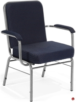 Picture of Big and Tall Guest Side Reception Chair