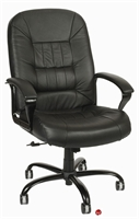 Picture of Big and Tall Office Leather Conference Chair