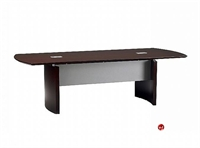 Picture of Contemporary Veneer 10' Rectangular Conference Table