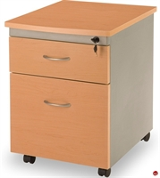 Picture of Mobile 2 Drawer Filing Pedestal