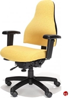 Picture of RFM Carmel 8200 8218 Mid Back Multi Function Office Task Chair