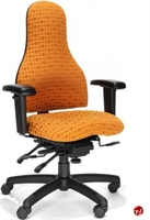 Picture of RFM Carmel 8200 8234 High Back Multi Function Office Task Chair