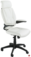 Picture of High Back Executive Office Leather Chair, Headrest