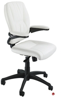 Picture of Mid Back Executive Office Leather Task Chair