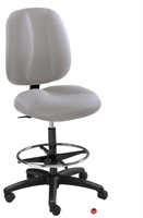 Picture of Office Task Drafting Footring Stool Chair
