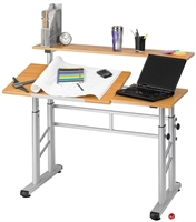 Picture of Rowdy Adjustable Drafting Computer Table
