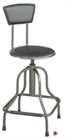 Picture of Rowdy Adjustable Drafting Stool Chair