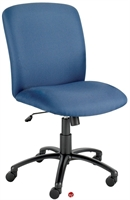 Picture of Rowdy Big and Tall Armless Task Swivel Chair
