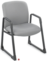 Picture of Rowdy Big and Tall Guest Side Reception Sled Base Chair