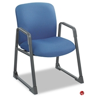Picture of Rowdy Big and Tall Guest Side Sled Base Arm Chair